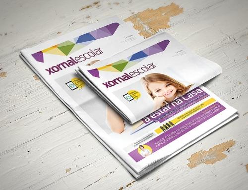 Xornal Escolar suplemento de La Región