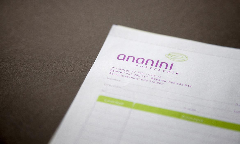 ananini hostelería