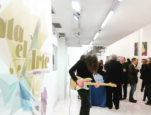 Ribeiro 'Cata el Arte'