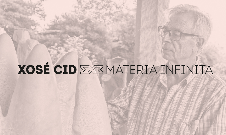 Xosé Cid Materia Infinita